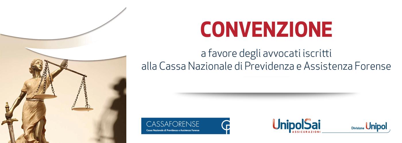 Convenzione-CASSA-FORENSE-UnipolSai
