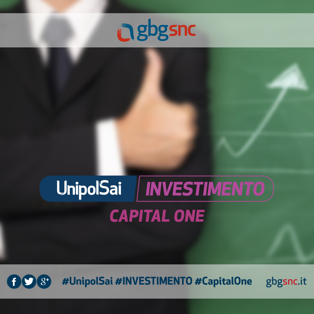 UnipolSai-INVESTIMENTO-CAPITAL-ONE