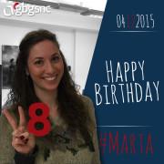 happy birthday marta
