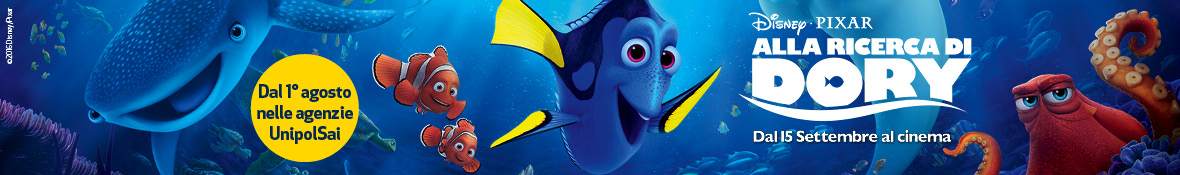 finding dory footer